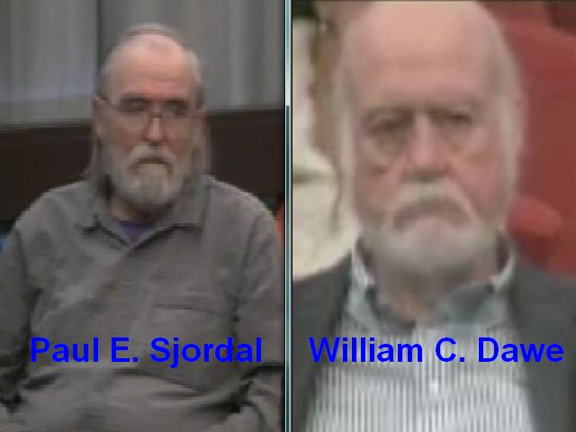 Naperville's Referendum Objectors Paul E. Sjordal and William C. Dawe