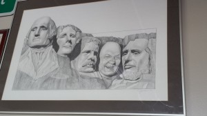 Mayor Pradel Mt Rushmore