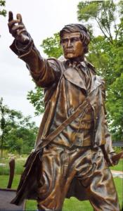 Joseph Naper Statue